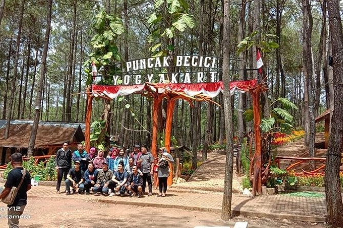 Adventure in Jogja is safe and comfortable