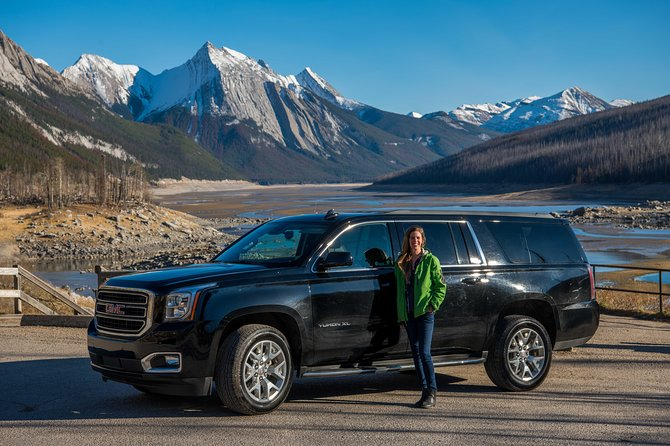 Jasper Half-Day Private Tour SUV