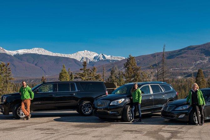 Jasper Half-Day Private Tour SUV