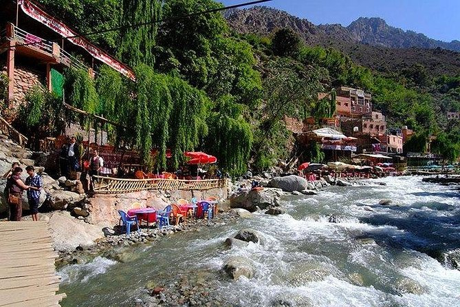 Private day trip to Ourika Valley