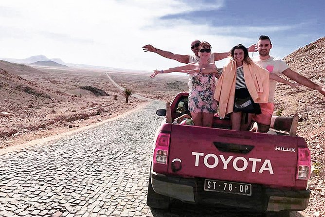 Boa Vista Island: Full-day Tour