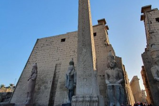 private 2 Days Tour of Luxor East and West Banks