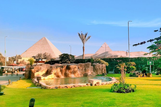5 Day Halal Trip with Pyramids and Nile Cruise from Cairo