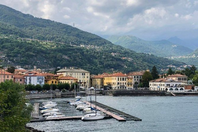 Lake Como and the Fall of Fascism