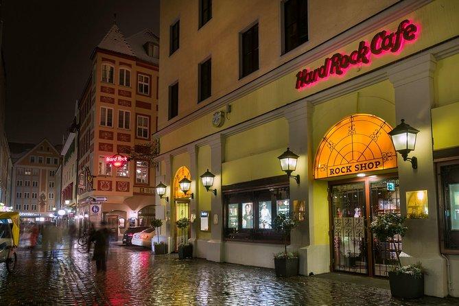 Hard Rock Cafe Munich Including Meal