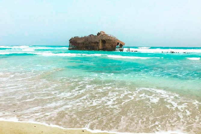Boa Vista Island: Quad Adventure + Cabo Santa Maria Beach 2h