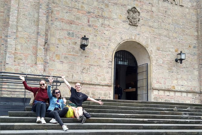 La Macarena & Perseverancia walking tour-The Other History of Bogota Colonial
