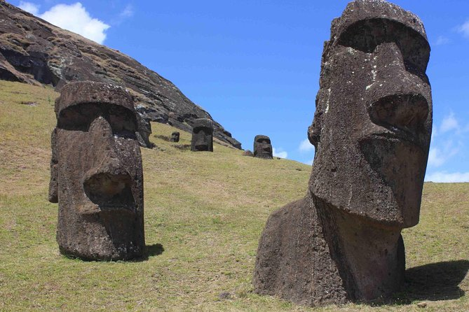 Adventure Trekking to the North Coast in Easter Island (full day)