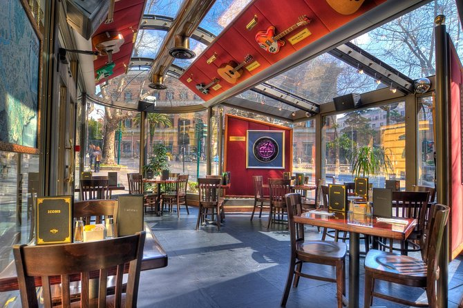 Skip the Line: Hard Rock Cafe Rome Including Meal
