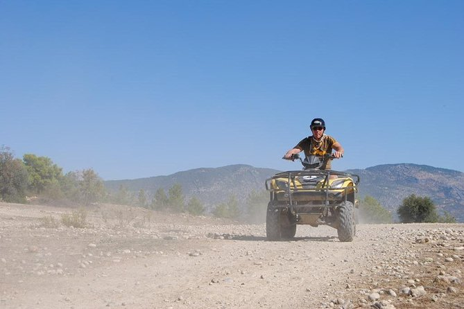 Quad Bike Safari adventure