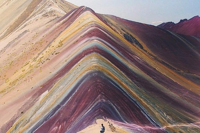 New Mountain of Colors