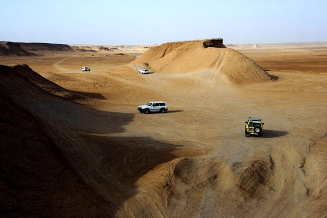 3 days PRIVATE 4x4 safari for 3-5 persons from Sousse, Hammamet and Tunis