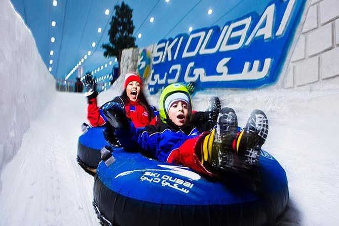 Ski Dubai - Mall of the Emirates - (Day Ticket)