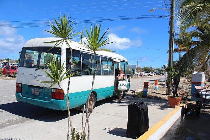 Round Trip Transfers in St Maarten/St Martin