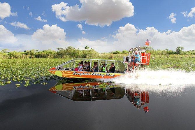 Big Bus Everglades Experience