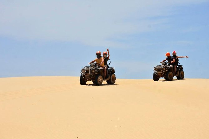 Boa Vista Island: Half-Day Viana Desert Adventure by Quad