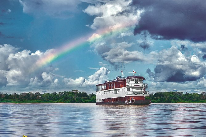 7 Day Amazon River Luxury Cruise from Iquitos on 'La Perla'