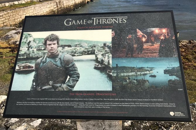 Causeway Coastal Tour with Game Of Thrones Locations.