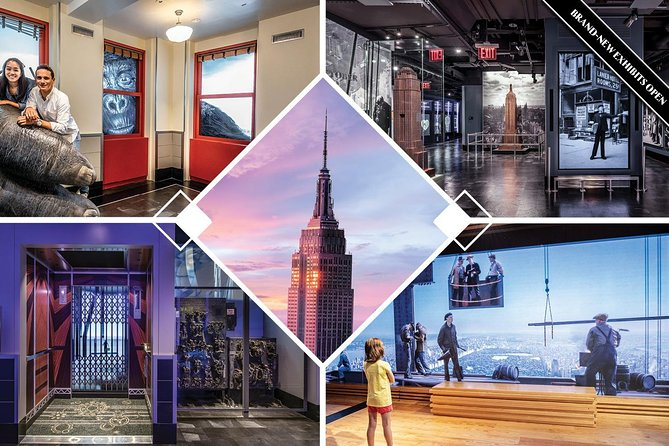 Empire State Building General & Skip-the-Line Tickets
