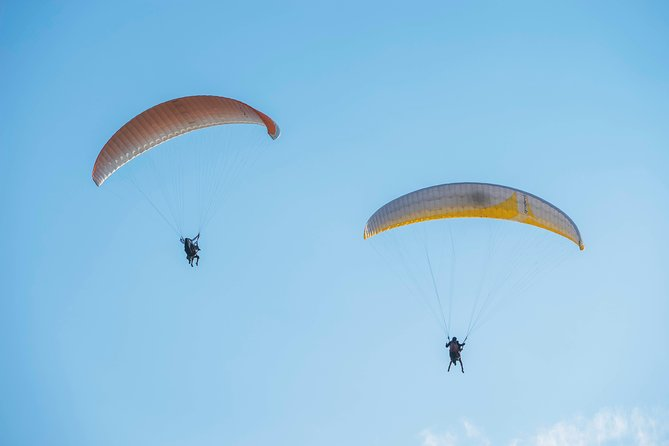 Paragliding in Valle de Bravo