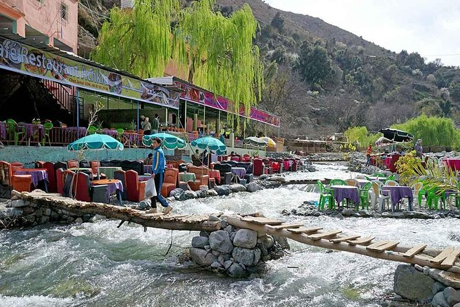 Full-Day Tour to Ourika Valley Atlas Mountains from Marrakech
