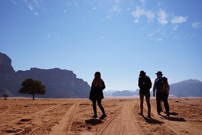 Full Day Desert Tour, Jeep & Hiking