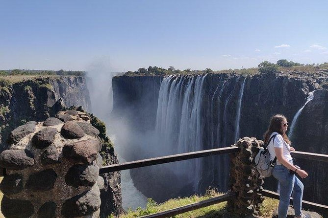 Victoria Falls- Shungu naMutitima Guided tour ( Zambian Side)