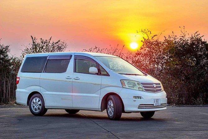 Airport- Hotel Transfer: Livingstone, Zambia