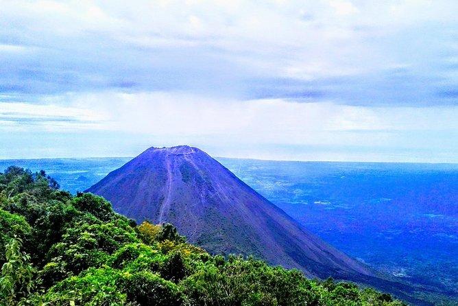 Izalco Volcano view from Cerro Verde National Park