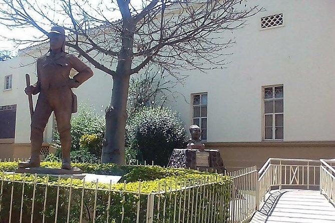 Livingstone Town Tour -David Livingstone 's Story