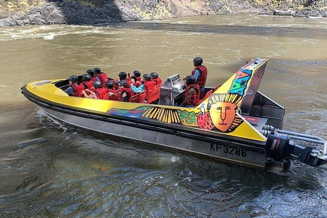 Adventure jetboat