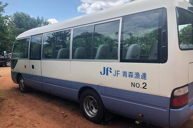 Victoria falls Canoeing company airport, city & hotel transfers