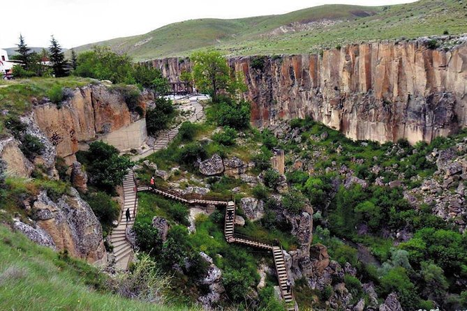Full-Day Green Tour of Cappadocia with Lunch