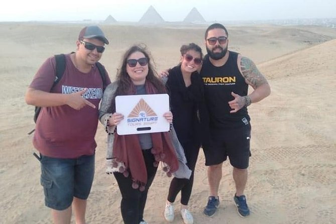 Full day tour to Pyramids of Giza , Sphinx, Sakkara , Memphis