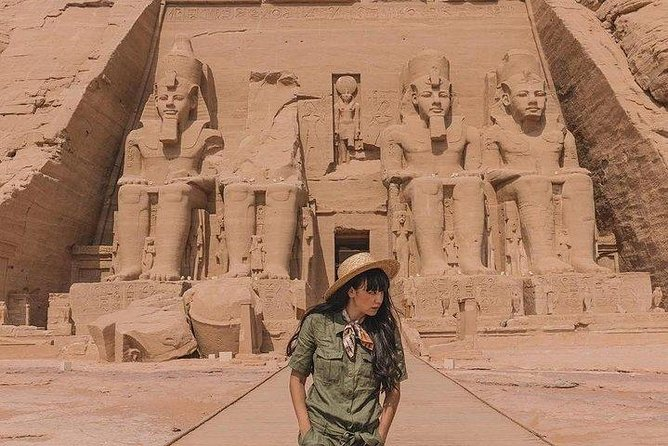 Trip To Abu Simbel By Car