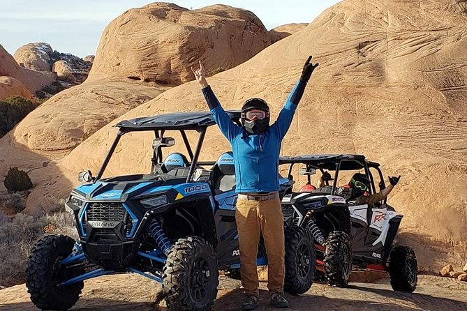 Moab's Most Wanted You-Drive ATV/UTV Adventure!