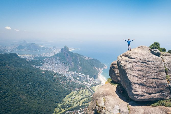 Pedra da Gavea Hike: Full Day Adventure in the Tropical Forest