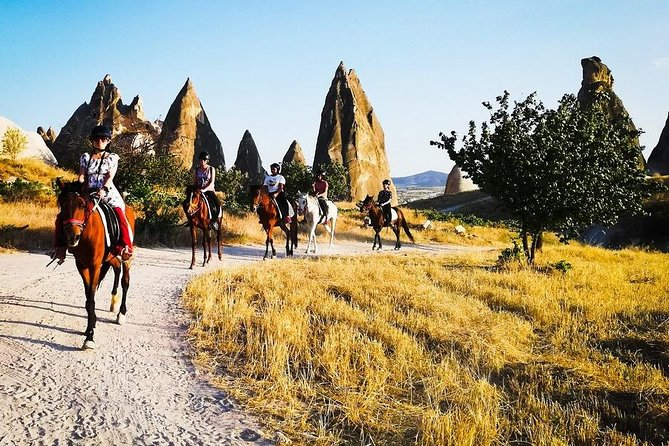 Explore Cappadocia Horseback Riding at Goreme National Park