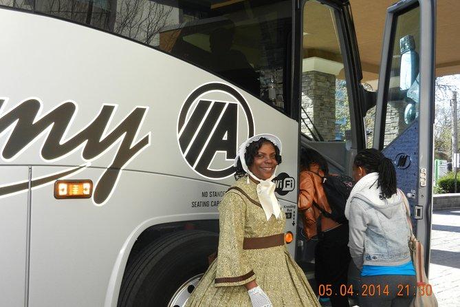 Niagara Falls Canada: Harriet Tubman Underground Railroad Heritage Tour (GROUP)