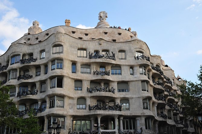 Skip the Line Sagrada Familia and La Pedrera Full Day Private Tour photo 1
