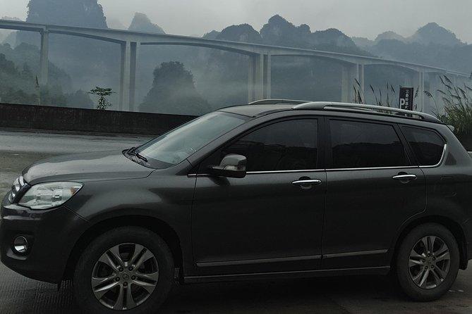 Zhangjiajie(Wulingyuan) Hotel to Yichang hotel