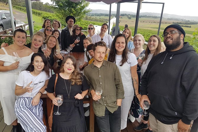 Private winery tour