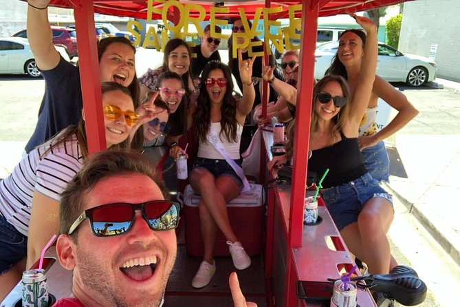 Party Bike Pub Crawl of Old Town Scottsdale