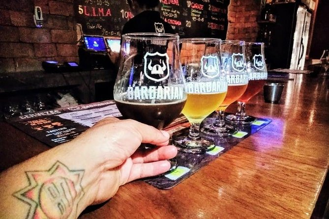 Lima Art, Culture, History and Craft Beers