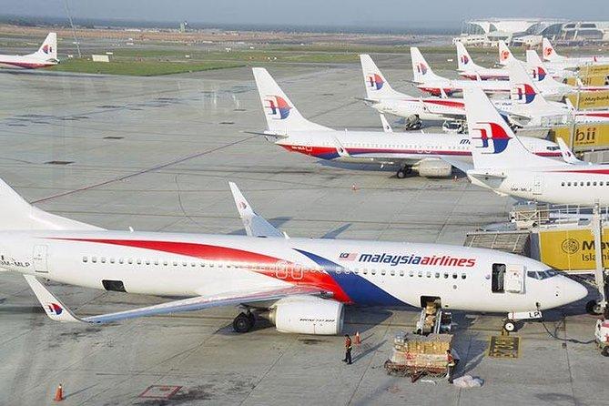 Kuala Lumpur : Kuala Lumpur International Airport Pick Up / Drop Off