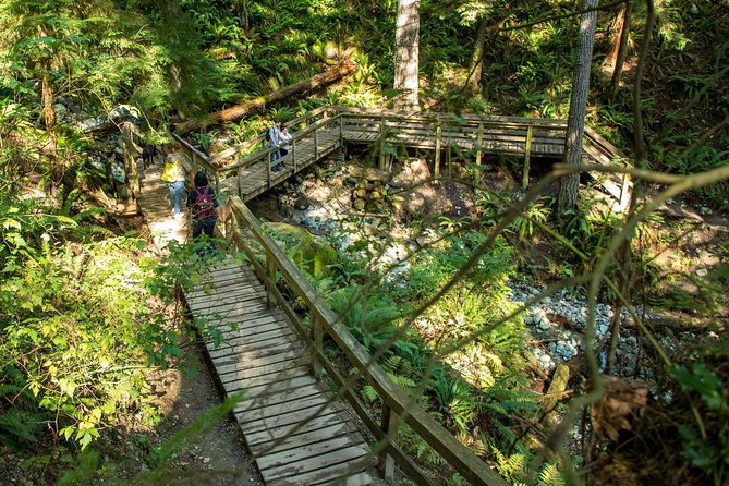 Scenic Quarry Rock Hike in Deep Cove