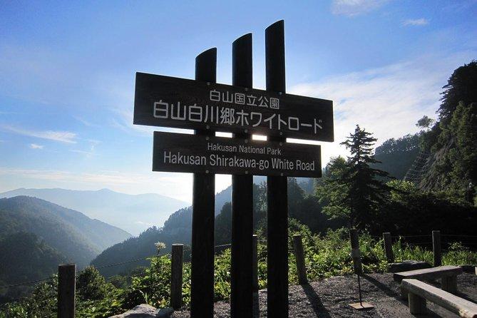 [Kanazawa Station Day Bus Tour July-October] Shirakawa-go / Gokayama Two World Heritage Village Enjoyment Tour @ Via Hakusan Shirakawa-go White Road