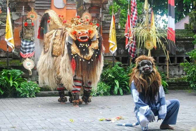Full-Day Private Art and Culture Tour in Ubud