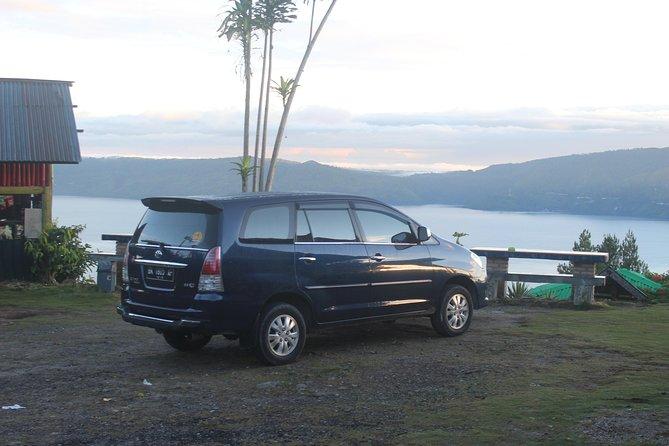 Drop off Kualanamu airport - Parapat (Lake Toba)