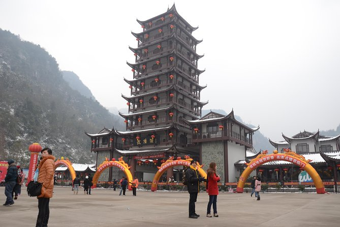 Two days highlights tour in Zhangjiajie National Forest Park